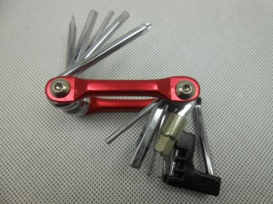 Multitool red-22