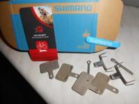Колодки Shimano B01S Resin