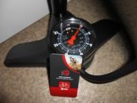 Насос SKS Airkompressor 12.0 Floor Pump - чорного кольору - 930 грн
