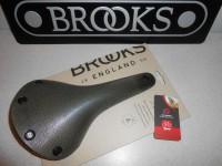 Сідло Brooks Cambium C17 All Weather mud green, black - 3740 грн