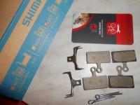 Колодки Shimano G02S Resin