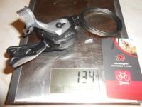 Права манетка Shimano SLX SL-M7000, для 11 - 670 грн