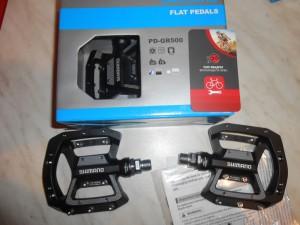 Педалі Shimano PD-GR500, чорні