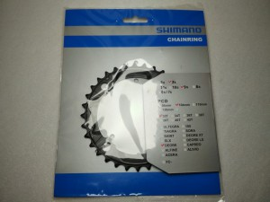 Зірка Shimano Deore 32t