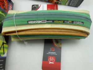 Покришки Vredenstein Volante 700x23С. Folding
