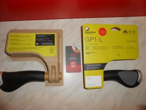 Гріпси Ergon GP1-L, комфорт - 900 грн