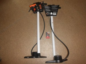 Насос SKS Airkompressor 12.0 Floor Pump - білого кольору