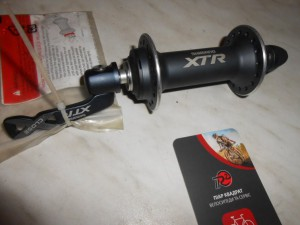 Передня втулка Shimano XTR HB-M970