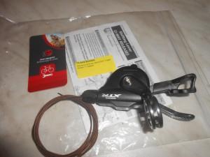 Манетка Shimano XTR SL-M9000 на 11 права