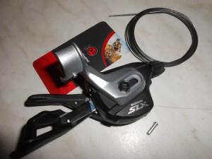 Права манетка Shimano SLX SL-M7000, для 11