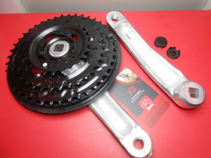 Шатуни нові Shimano FC M131 - 450 грн