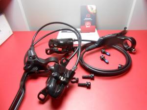 Комплект гідравліки Shimano BR-M315 - 1200 грн