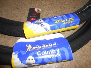 Покришка Michelin Country Rock 27,5x1.75