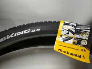 Continental Race King дріт 26x2.2