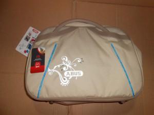 Сумка ABUS ST 9500 KF aqua+чохол