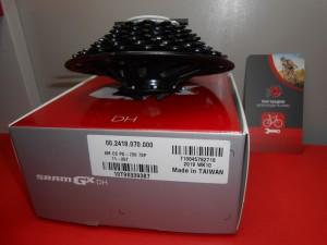 Касета Sram AM CS PG-720 DH - 1000 грн