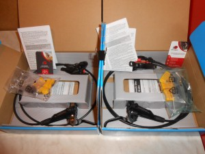 Комплект Shimano Deore BR-М6000-1700+1000 мм