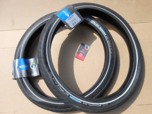 "Schwalbe Big Apple Plus Performance 20""х2,15"