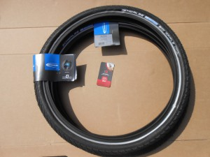 "Schwalbe Big Apple Performance 20""х2,0"