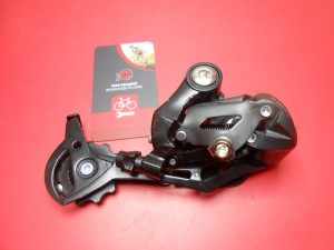 Перемикач Shimano Acera RD-M390 для 9 шв