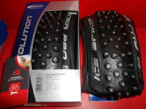 Покришка Schwalbe Ice Spiker Pro TL-R Evolution 26x2,1 - 1250 грн