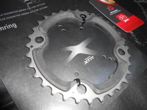 Зірка системі Shimano XTR FC-M970, 32 зуби - 1000 грн