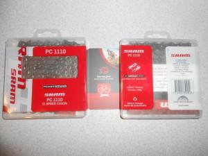 Ланцюг Sram PC 1110, 11 швидкостей, 114 л - 380 грн