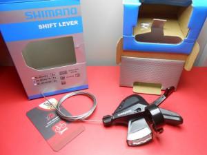 Права манетка Shimano SL-M310-7R з тросом - 460 грн