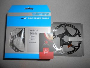 Ротор Shimano Deore XT SM-RT76, 6 болтів - 1000 грн