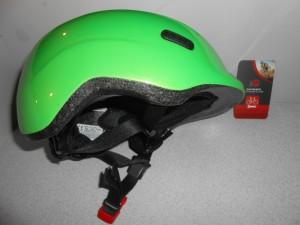 Дитячий шолом ABUS SMILEY 2.0 - sparkling green М (50 - 55 cм)