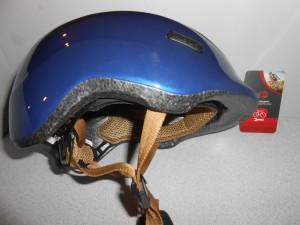 итячий шолом ABUS SMILEY 2.0 - royal blue М (50 - 55 cм)