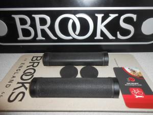 Гріпси Brooks Cambium Comfort Grips чорні 130/130 - 1120 грн