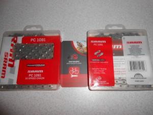 Ланцюг Sram PC1091, 10 шв HollowPin - 1150 грн