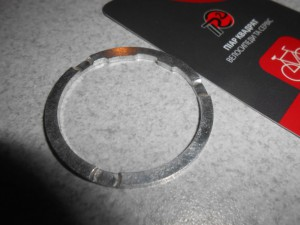 Кільце проставка для касети барабана 1,9 мм - 1 мм - 20 грн