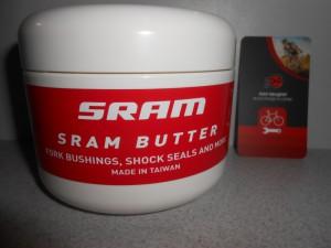 Засіб догляду SRAM Butter за вилками, 500 мл - 1100 грн