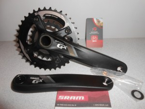 Cистема дабл SRAM GX 1000 GXP Boost 148, 10 шв - 2870 грн