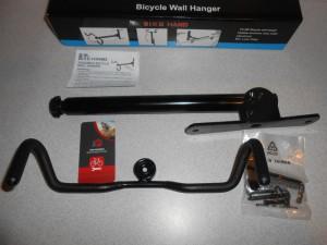 Гак відкидний Bike Hand для зберігання байка - 560 грн