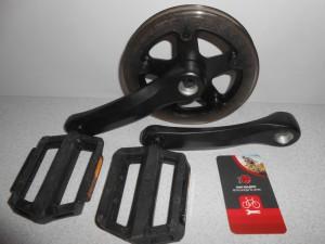 Система ледь користована сінгл Prowheel, дитяча - 360 грн