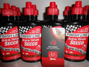 Змазка Finish Line Teflon 120 мл - 300 грн