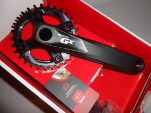 Система SRAM GX-1000 1x Fatbike Crankset 11 GXP,30T - 2850 грн