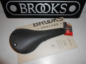 Сідло Brooks Cambium C15 All Weather  black - 3740 грн