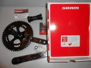 Система SRAM APEX White GXP 175 мм, 50-34 10 шв - 4200 грн