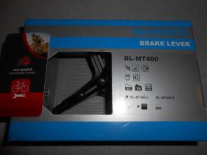 Ручка гальм Shimano BL-MT400, ліва L - 480 грн