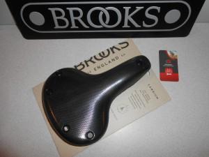 Сідло Brooks Cambium C67 All Weather чорне - 4080 грн