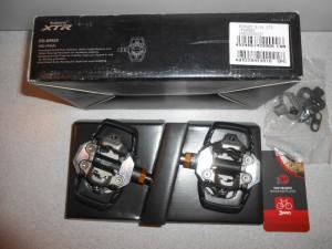 Контактні Shimano XTR PD-M985 з шипами - 3200 грн