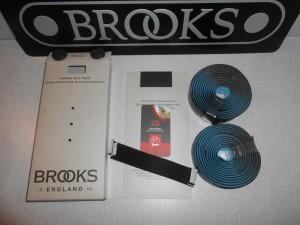 Каучукова обмотка керма Brooks Cambium чорна - 1190 грн