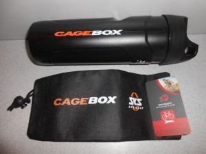 Фляга SKS Cage Box 0,9 л для інструмента - 360 грн