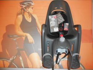 Крісло на багажник Hamax Zenith Relax - 3400 грн