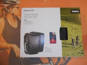 Сумки Thule Shield Pannier L чорні- 50 літрів- 4500 грн