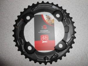 Зірка даблу Shimano SLX на 10 шв, 38 зубів - 750 грн